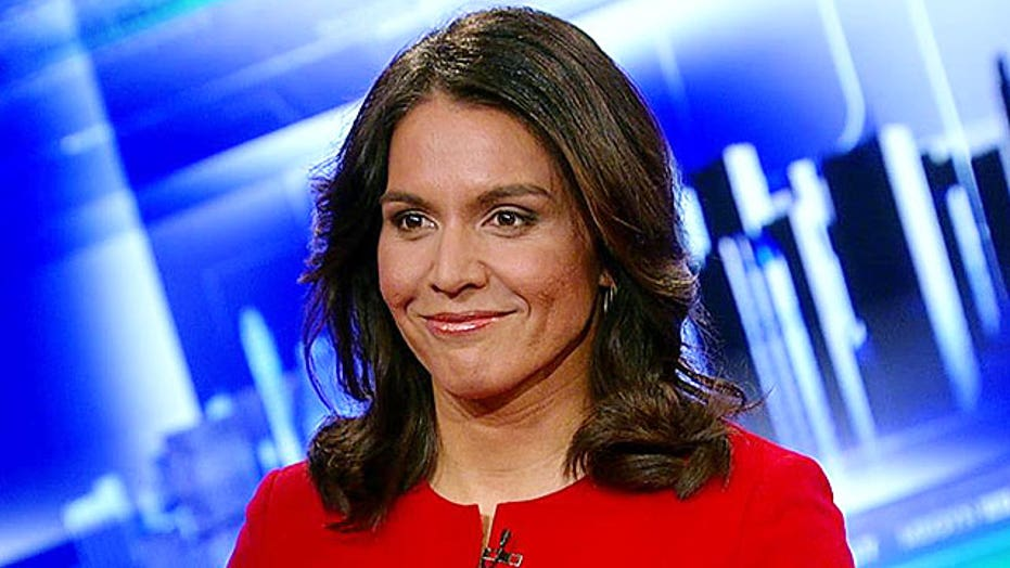 Tulsi Gabbard on the uproar over Homeland Security warning