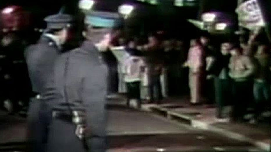 CBS News releases video of the Falklands War riots