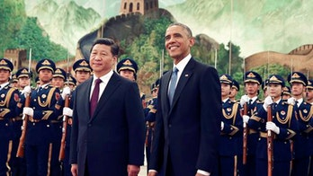 Is China aggressively expanding its power in Asia?