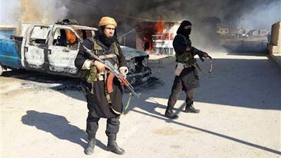 Activists claim up to 100 Christians captured by ISIS