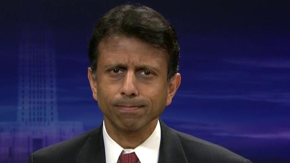Jindal: Obama disqualified himself to be commander-in-chief