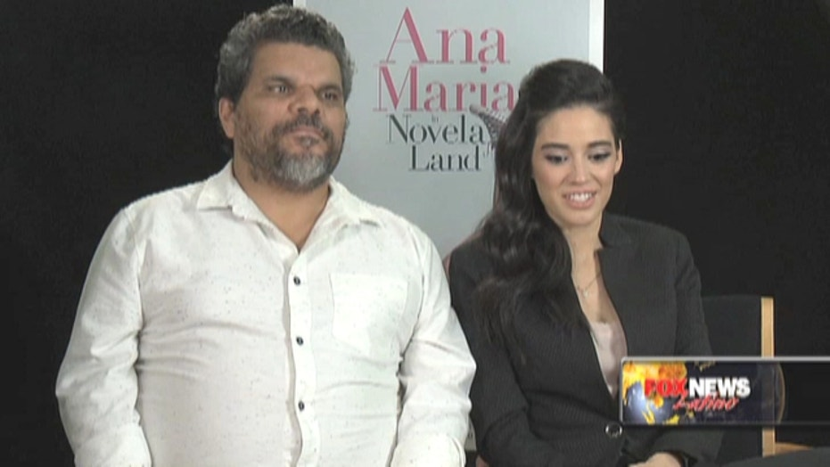 A chat with the stars of 'Ana Maria in Novela Land'