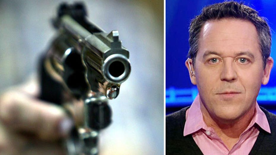 Gutfeld: Why 'gun-free zone' is liberal for 'sitting duck'