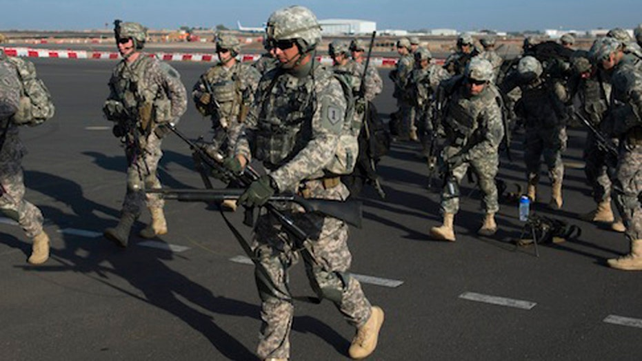 Report: US military no longer able to fight 2 wars at once