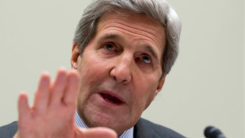 Kerry: Major decisions coming on ISIS, Iran, Ukraine
