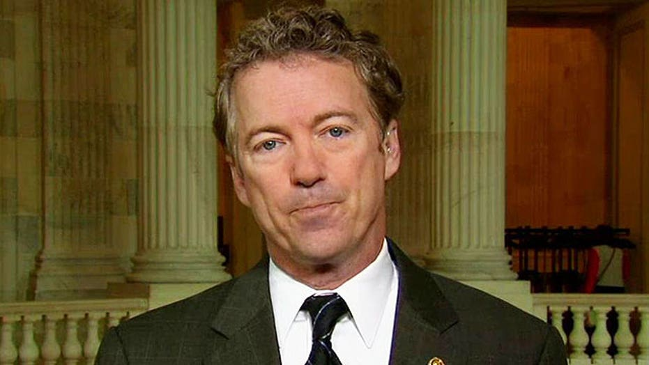 Exclusive: Rand Paul slams Jeb Bush's 'hypocrisy' on drugs