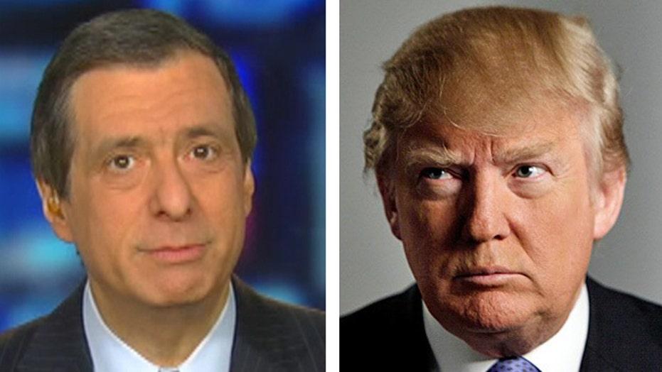 Kurtz: The Great Trump tease, again