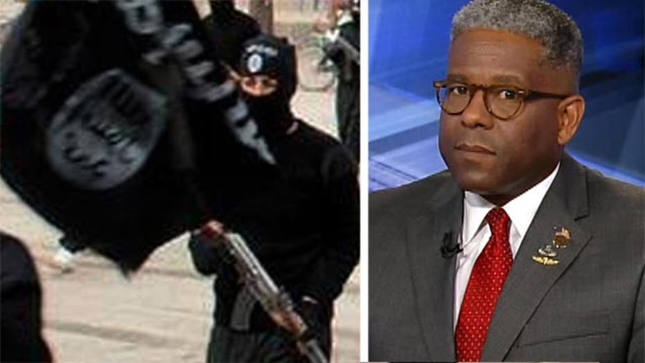 Allen West: Has the US already surrendered to ISIS?