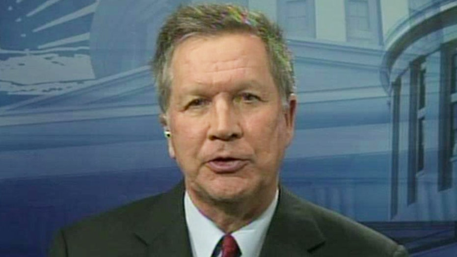 Gov. Kasich lays out his tax plan for Ohio