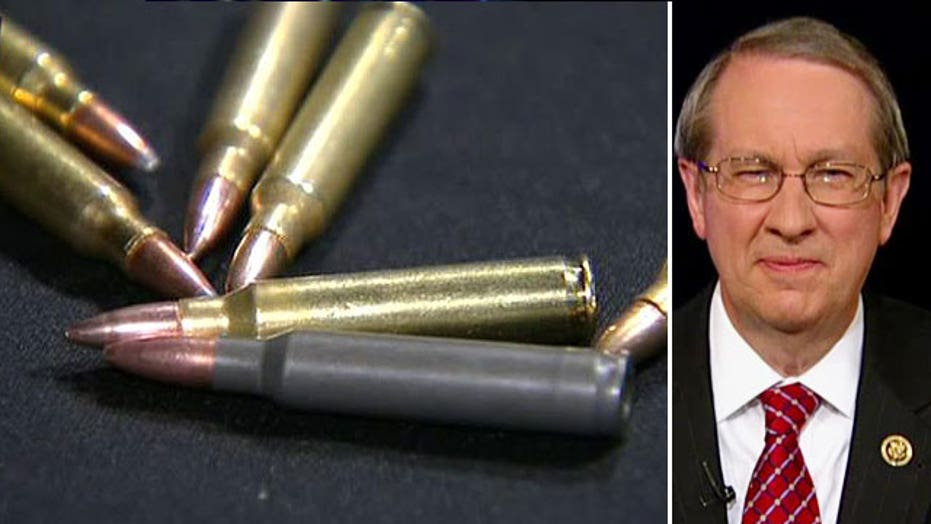Rep. Goodlatte on plan to ban bullets by executive order