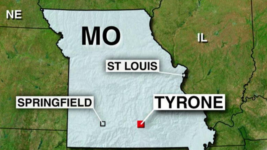 9 people dead in multiple shootings in southern Missouri
