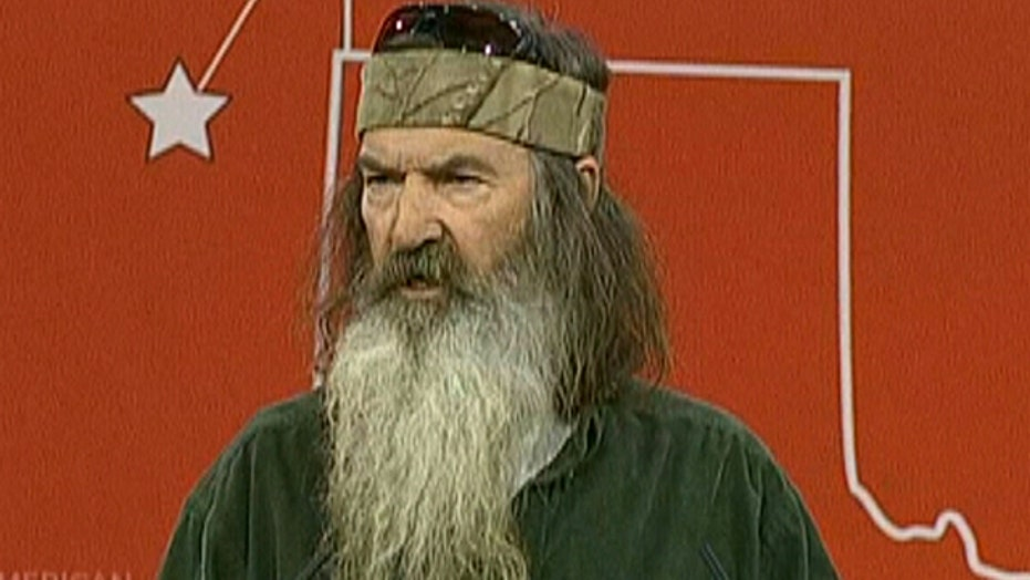 Phil Robertson talks free speech, religion and STDs at CPAC