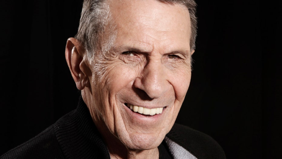 Leonard Nimoy: How he lived long and prospered
