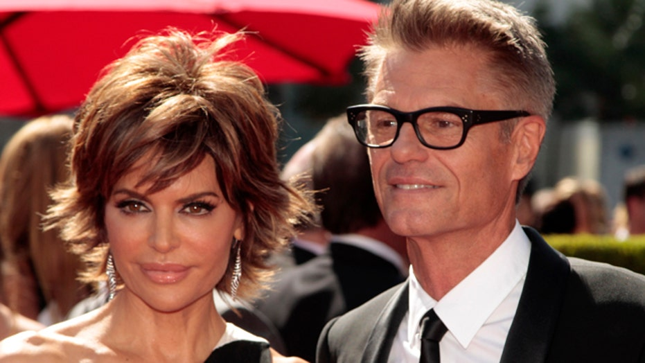 Lisa Rinna: Harry Hamlin almost divorced me