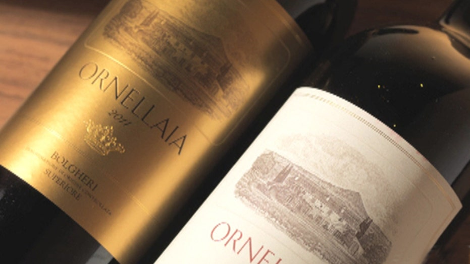 Meet the master of luxury Italian wine