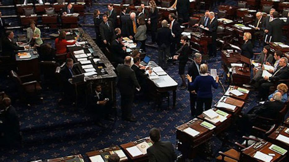 Congress approves one-week Homeland Security funding