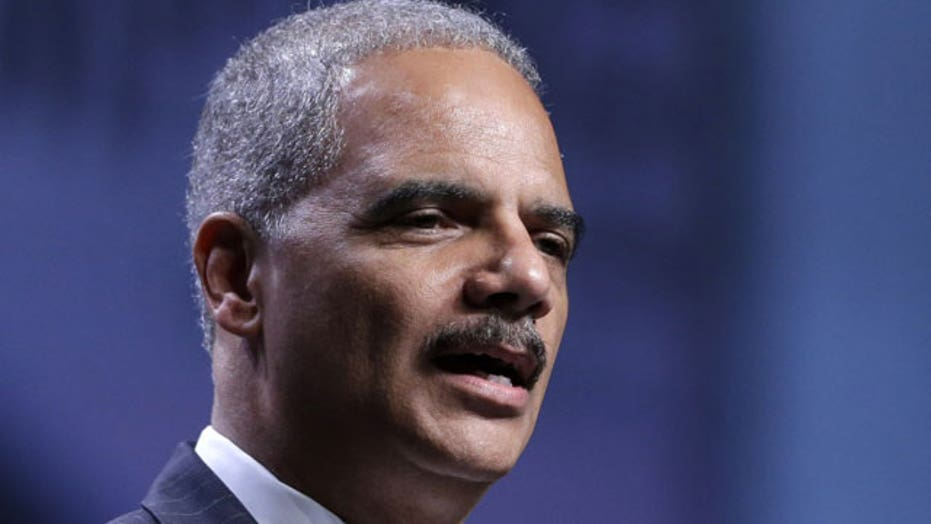 Eric Holder and the race card