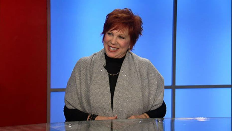 Vicki Lawrence opens up about living with chronic hives