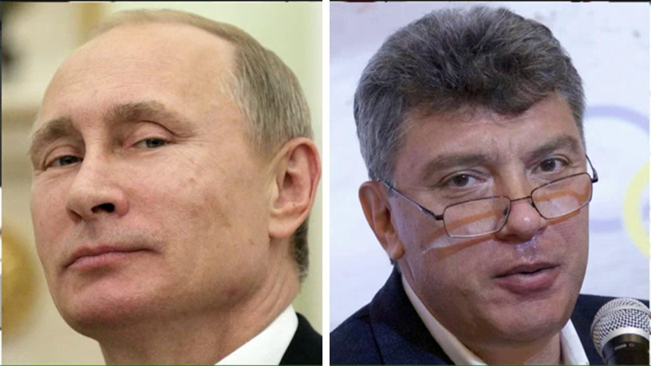 Putin critic Boris Nemtsov shot and killed in Moscow