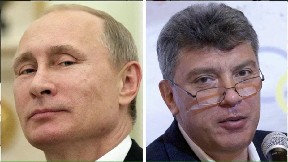 Putin critic Boris Nemtsov shot and killed in Moscow