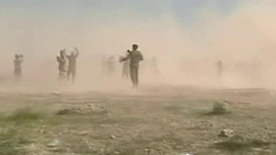 Can Iraqi military forces defeat ISIS?