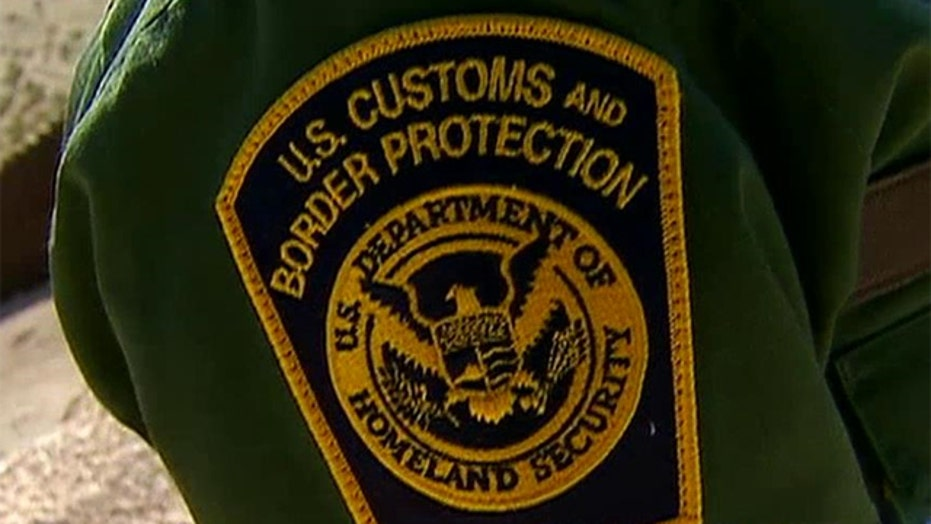 US Border Patrol working to hire and train female agents