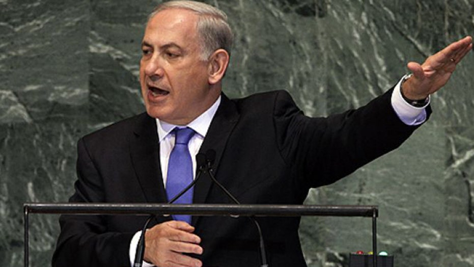 Tensions running high as Netanyahu to speak to Congress