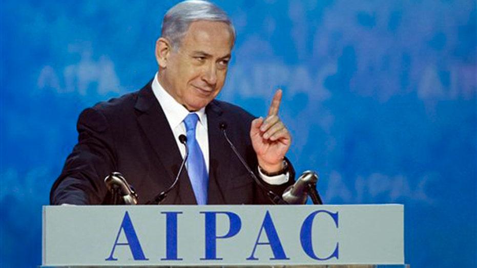 Tension mounts before Netanyahu address before Congress