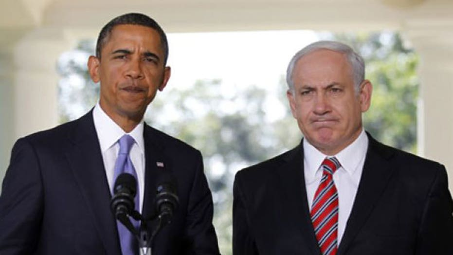 Netanyahu dismisses notion of personal dispute with Obama