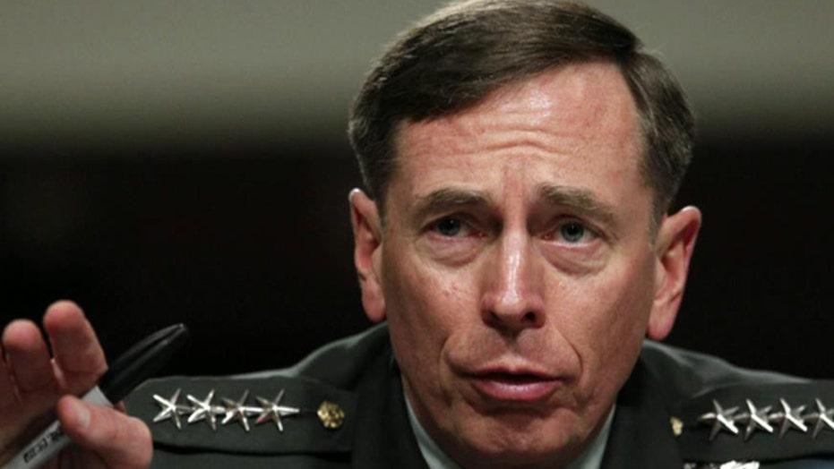 Gen. Petraeus pleads guilty to mishandling classified info