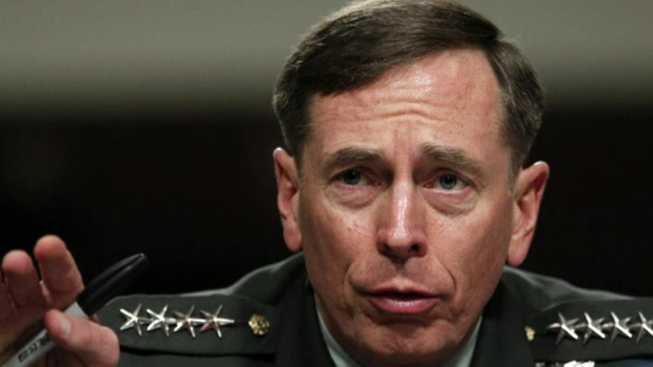 Gen. Petraeus pleads guilty to mishandling classified info