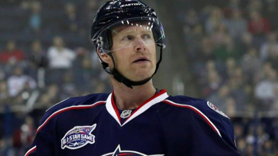 NHL player traded after daughter's letter goes viral