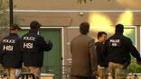 Agencies conduct twenty raids in southern California