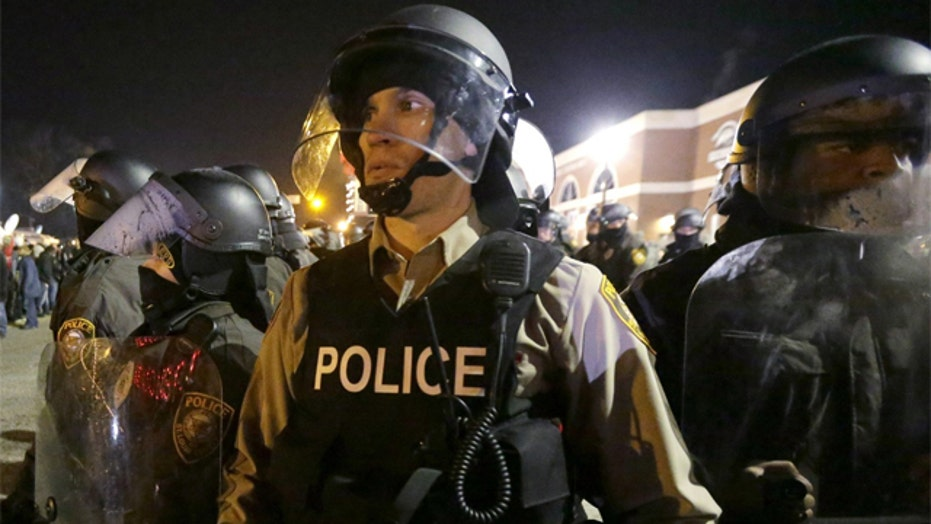 Justice Dept. finds evidence of racial bias in Ferguson PD