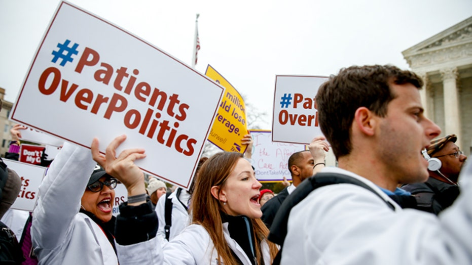 Could SCOTUS hearing lead to ObamaCare collapse?