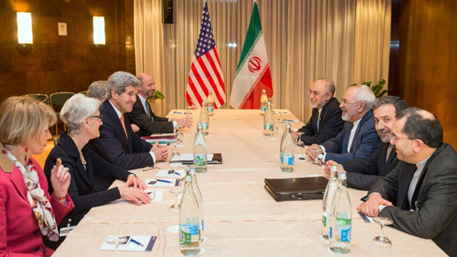 US continues negotiations with Iran