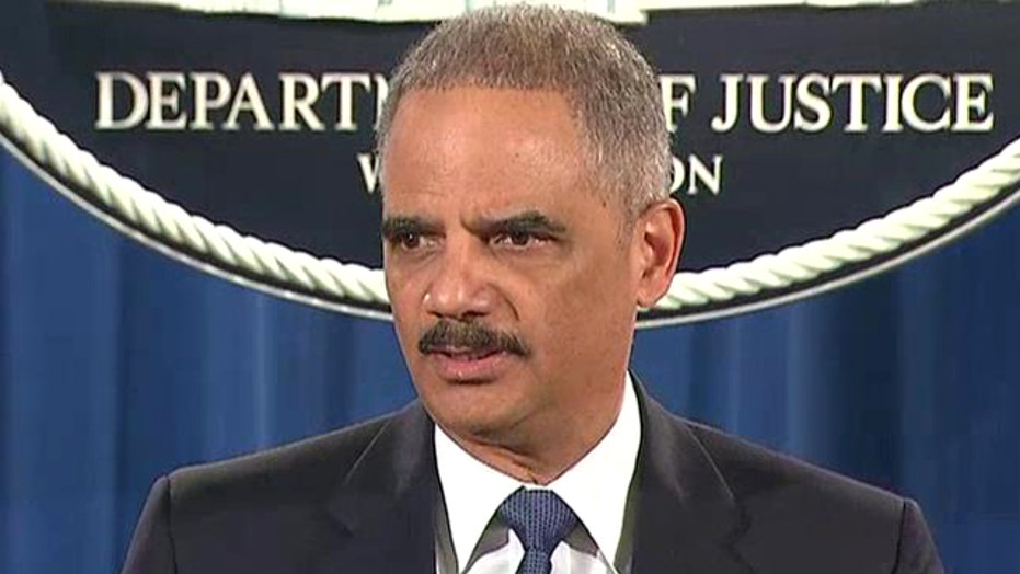Holder: Ferguson investigations were 'fair and rigorous'