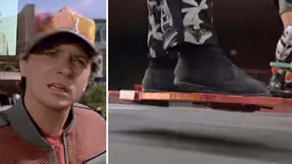 Back to the Future Pt. II: It's 2015, where's my hoverboard?