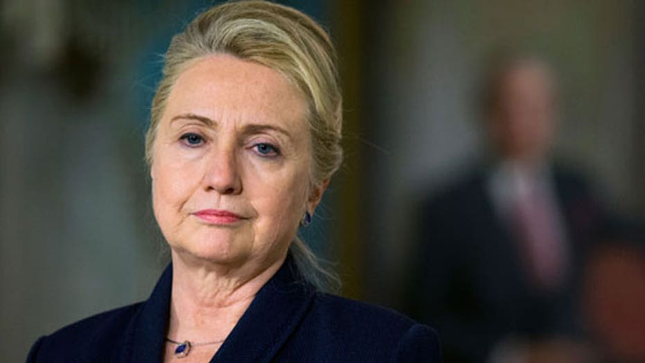 Hillary Clinton's credibility questioned over private emails