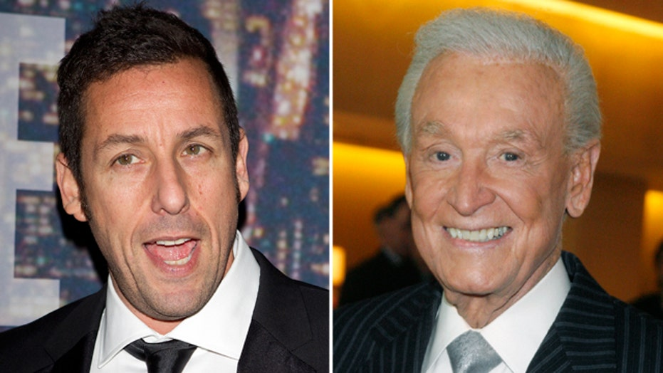 Barker & Sandler square off