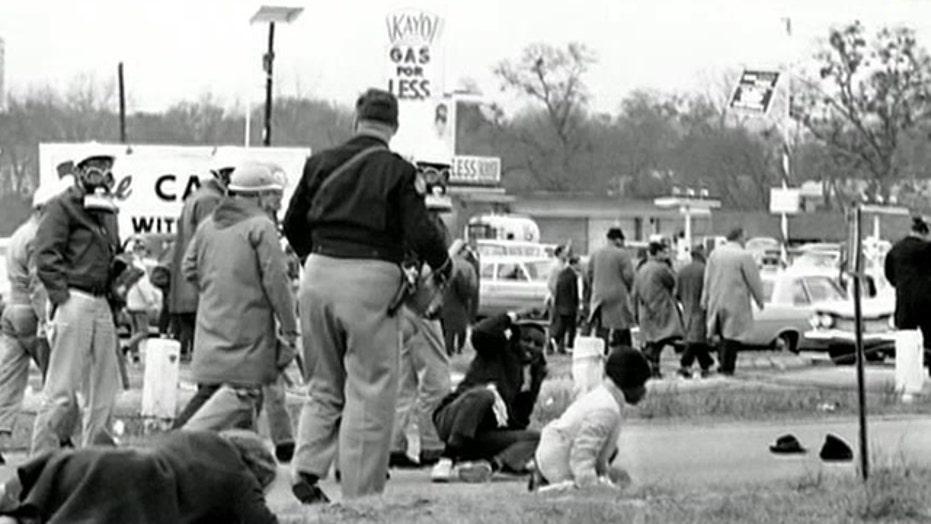 Celebrating 50th anniversary of Selma civil rights marches