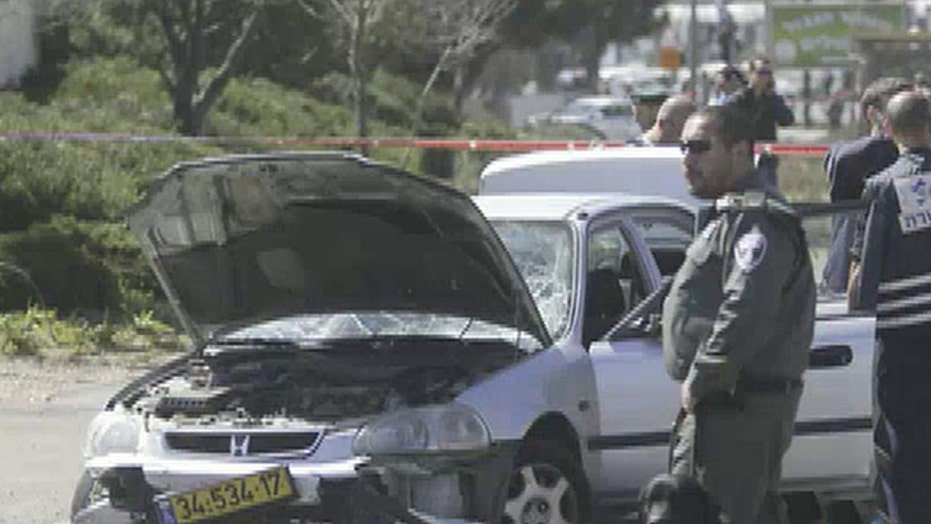 7 people injured in Jerusalem car-ramming attack