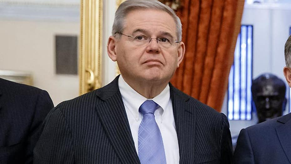 Report: Sen. Bob Menendez to face federal corruption charges