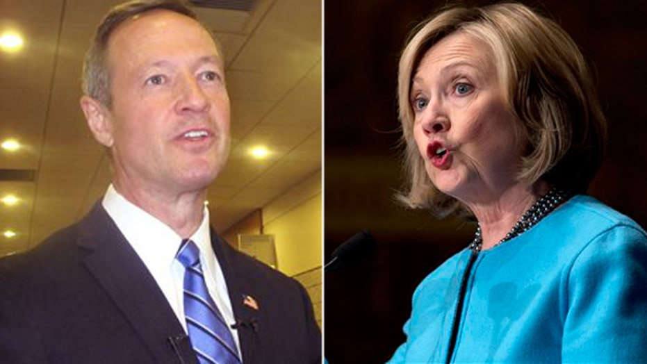 Could Martin O'Malley stop Hillary Clinton's 2016 momentum?