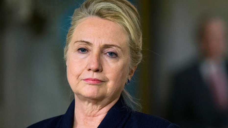 Do Dems have a backup plan if Clinton's candidacy implodes?