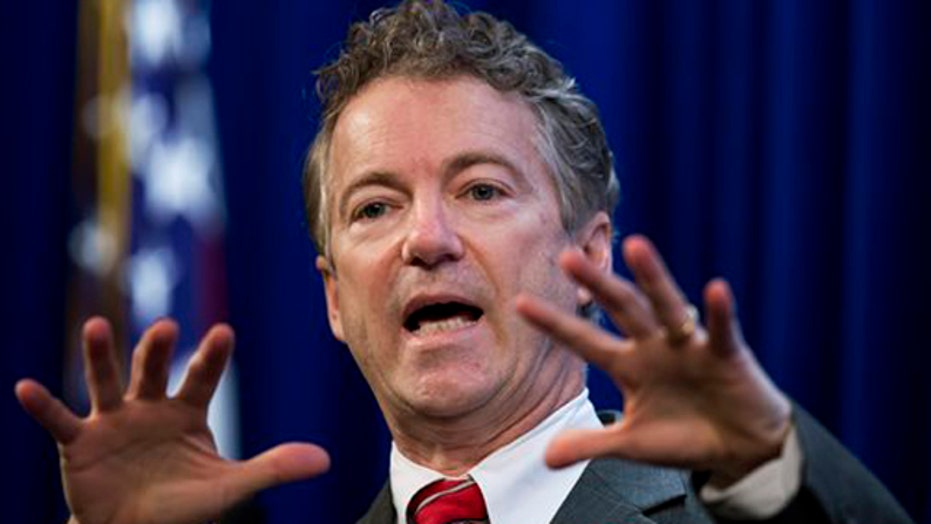 Rand Paul launches campaign against proposed ATF bullet ban