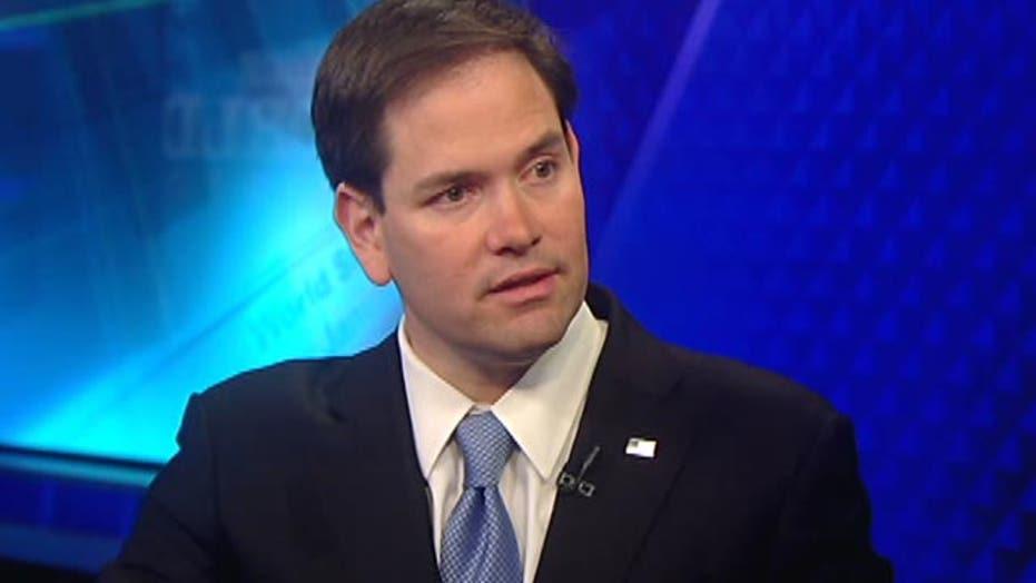 Sen. Rubio on fighting ISIS, 2016 race