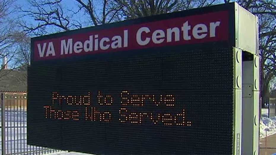 VA hospital faces charges of overprescribing painkillers