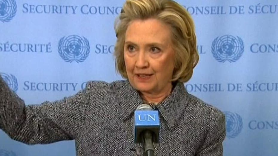 Hillary Clinton: 'I opted for convenience'
