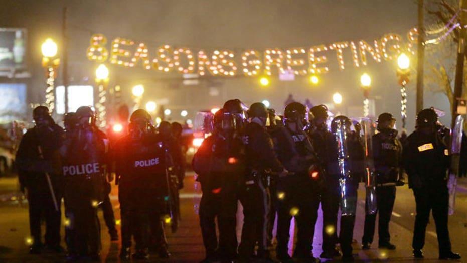 Media lies in Ferguson